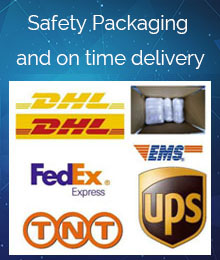 Safety Packaging and on time delivery